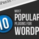 Cele mai populare pluginuri WordPress