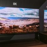 Primul televizor 8 K este lansat de compania Samsung